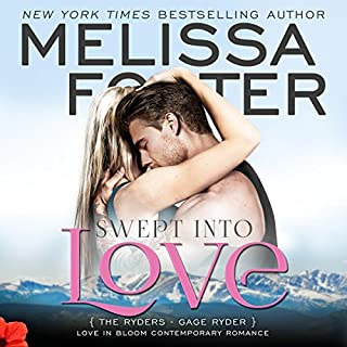 Swept into Love cover art