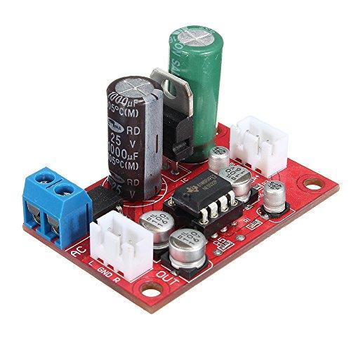 5 stuks DC 9-24 V AC 8-16 V NE5532 Audio OP AMP microfoon preamps voorversterker module board