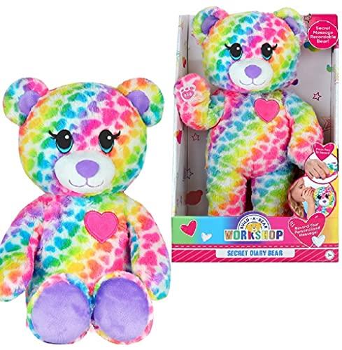 Build A Bear Workshop Secret Diary Bear