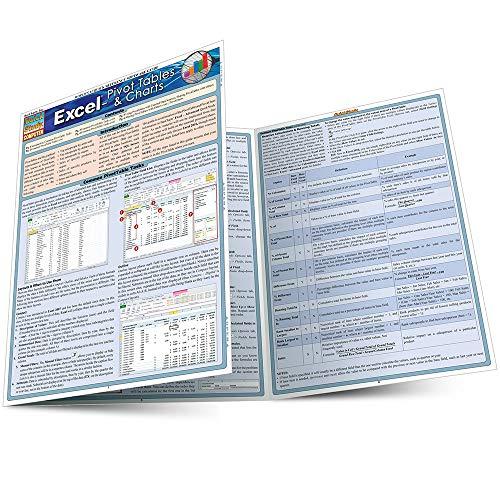Excel: Pivot Tables & Charts (Quick Study Computer)