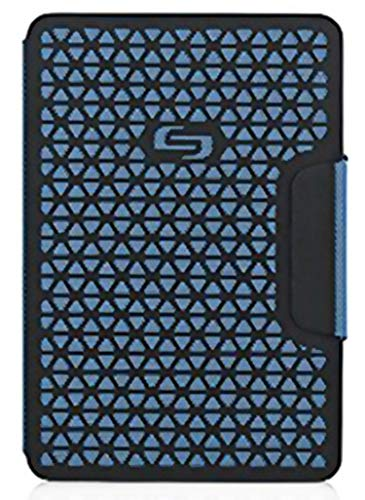 Solo New York Vector Slim Tablet Case for iPad Mini, Blue