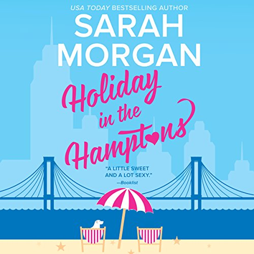 Holiday in the Hamptons audiobook cover art