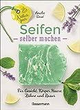 Natur pur - Seifen selber machen für Gesicht, Körper, Haare, Zähne, Rasur: Mit Rezepten für...