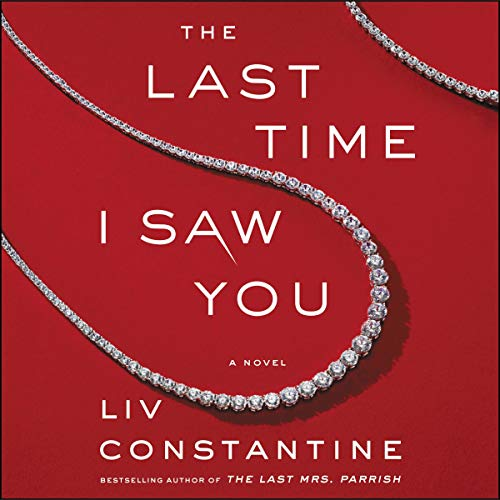 The Last Time I Saw You     A Novel              By:                                                                                                                                 Liv Constantine                               Narrated by:                                                                                                                                 Julia Whelan                      Length: 8 hrs and 40 mins     108 ratings     Overall 3.9