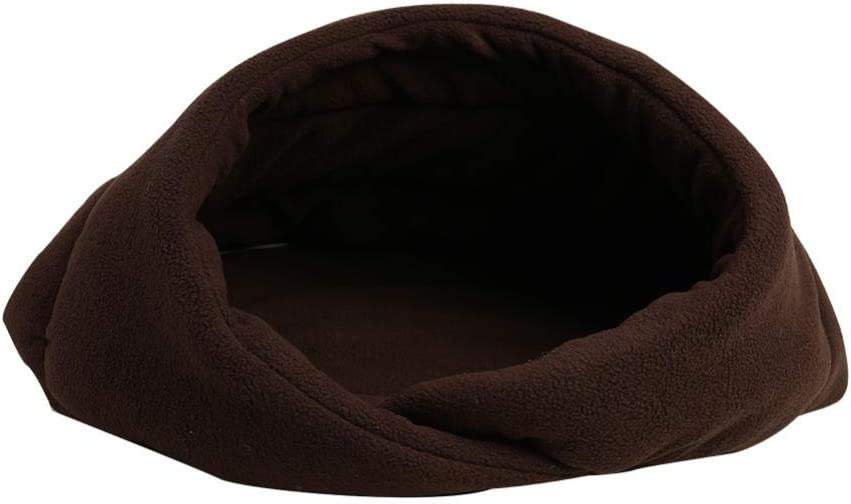 YITON Max 71% OFF Pet Bed Brown Size Sleeping Dogs Ranking TOP19 Nest Soft Se Cats
