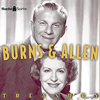 Burns & Allen audiobook cover art