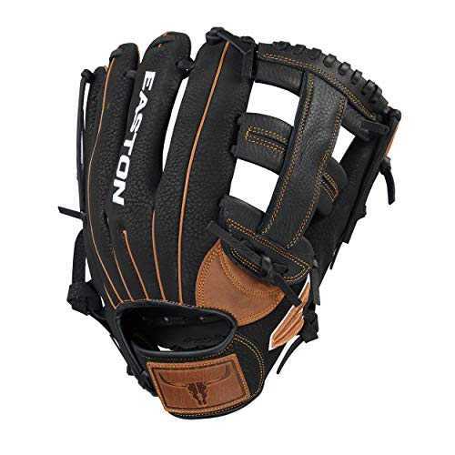 EASTON Prime Slowpitch Softball-Handschuh, 31,8 cm, LHT, Softball-Tief-Design, Single Post Web, PSP125