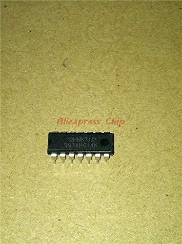 10 teile /los SN74HC14N DIP-14 SN74HC14 DIP 74HC14N DIP14 74HC14 neue und original IC Auf Lager