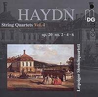 String Quartets Vol. 4(Op. 4; 6 a