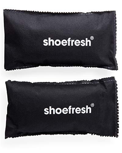 Shoefresh Schuh Geruchsentferner & Entfeuchter Kissen | Absorbiert schlechte Gerüche, Bakterien, Schweiß und Feuchtigkeit | 1 Paar