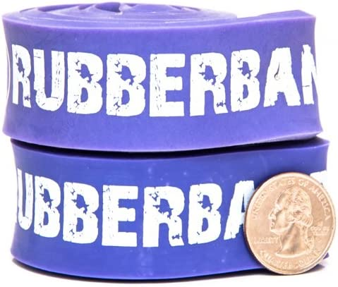 Rubberbanditz 12 inch Continuous Loop Powerlifting Band - 5-150 lbs