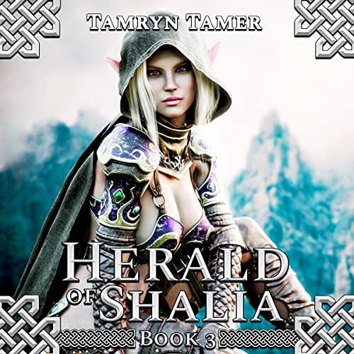 Herald of Shalia 3 cover art