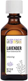 Aura Cacia - Pure Lavender Essential Oil | 2 fl. oz.