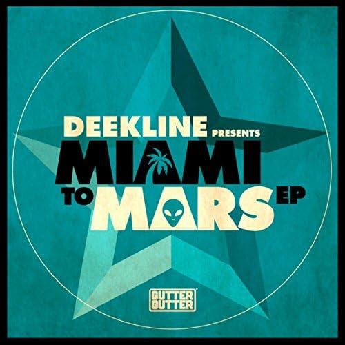 Deekline, Hotline Zero, DJ Funk