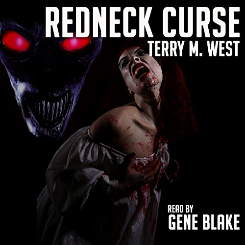 Redneck Curse audiobook cover art