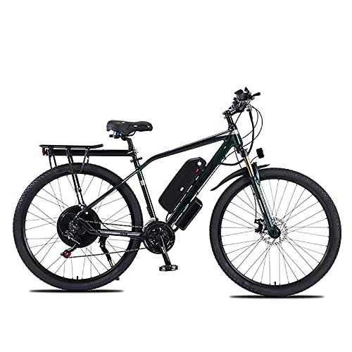 WBYY Bicicleta Eléctrica de Montaña - 29'' E-Bike Bicicleta Eléctrica para Adultos,...