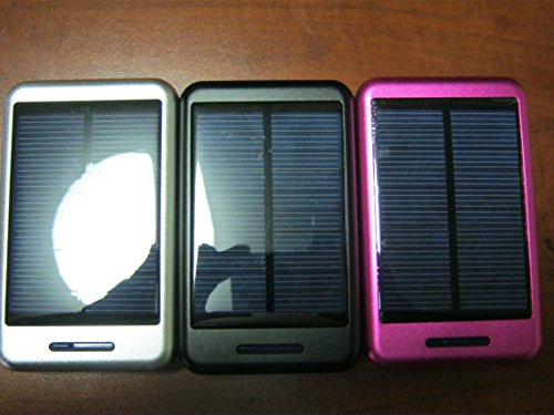 30000mAh Solar Power Bank Backup Battery Charger for GPS PDA Mobile Phone
