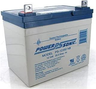 Power Sonic 12V 33Amp Sla Battery