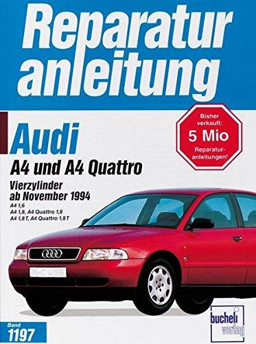 Audi A4 (Reparaturanleitungen)