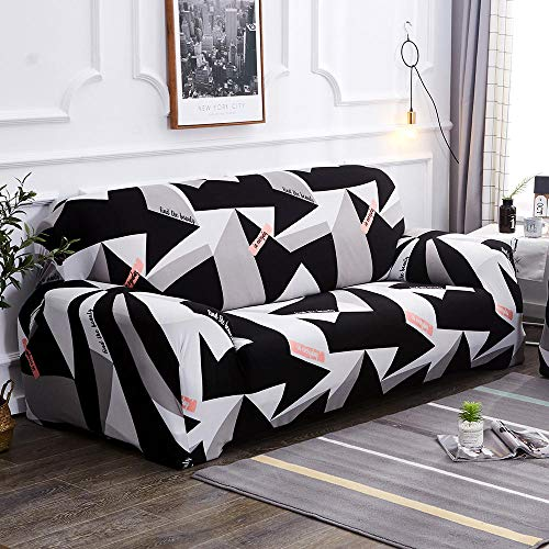 HXTSWGS Sofa Protector Couch,1/2/3/4-Seater Slipcovers, Elastic Sofa Seater Cover, Protector Washable Furniture Slipcover-Color11_235-310cm_