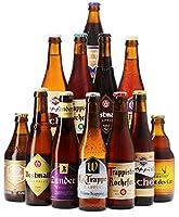 Découvrez et dégustez cet assortiment composé de nos meilleures bières trappistes ! Pour la petite histoire : une bière trappiste est une bière brassée sous le contrôle des moines trappistes dans le but d'assurer le prestige et l'authenticité de cell...