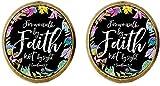 For We Walk by Faith Not by Sight – 2 Corintios 5:7 – Pendientes de la Escritura
