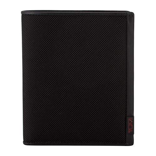 [ トゥミ ] TUMI パスポートケース メンズ アルファ パスポート・ケース 019271D ブラック ALPHA SLG Passport Case Black [並行輸入品]