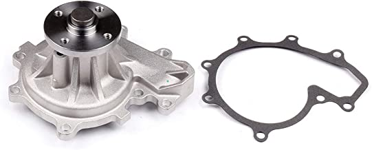 SCITOO Water Pump With Gasket fits for GMC W3500 W4500 W5500 Forward 4.8L 4HE1 turbo diesel