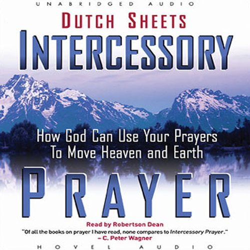 Intercessory Prayer audiobook cover art