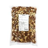 低糖質ナッツ / 1kg TOMIZ(富澤商店) ナッツ ミックスナッツ ロカボナッツ 素焼き 無塩