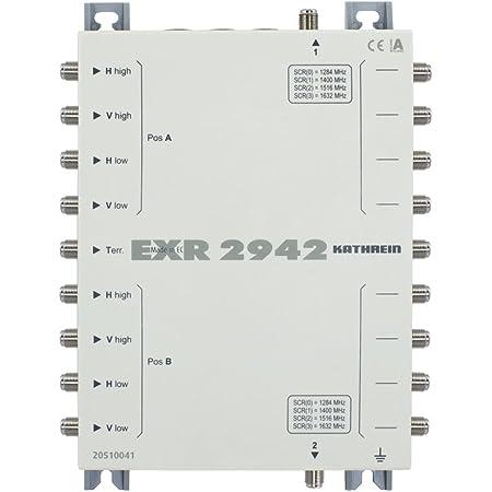 Kathrein Exr 2942 Satelliten Zf Verteilsystem Elektronik
