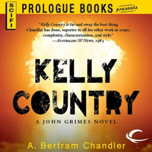 Kelly Country audiobook cover art