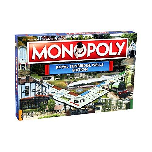 Monopoly 029667Tunbridge Wells Spiel