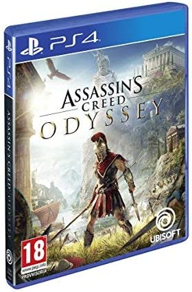 Assassin's Creed Odyssey [Importación Italiana]