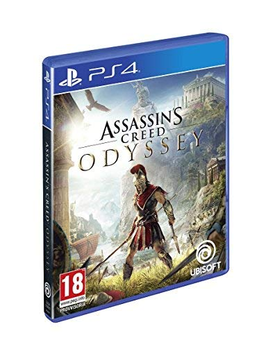 Assassin's Creed Odyssey [Importación Italiana]