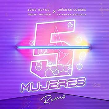 5 Mujeres (feat. La Nueva Escuela)