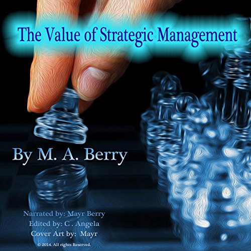 The Value of Corporate Strategic Management audiobook cover art