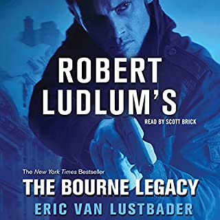 The Bourne Legacy cover art