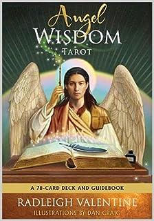 エンジェル ウィズダム タロット Angel Wisdom Tarot: A 78-Card Deck and Guidebook 占い タロットカード [正規品] 英語のみ