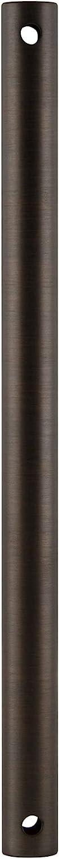 Emerson Cheap sale Max 60% OFF CFDR70VNB Ceiling Fan Downrod Bronze 70-Inch Venetian