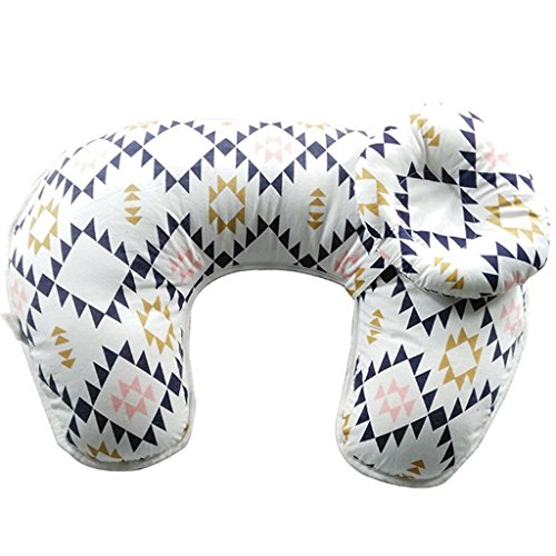 Borje 45° Angle Newborn Breastfeeding Adjustable Pillow for Babies Nursing Baby Lounger