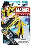 Hasbro 0653569767657 Marvel Universe - Figura de Júbilo de X-Men (10 cm)