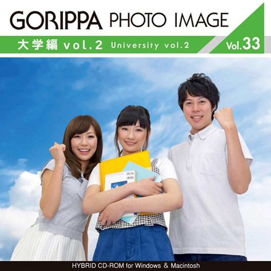 ヒープ落とし穴銀GORIPPA PHOTO IMAGE vol.33 ?大学編Vol.2?