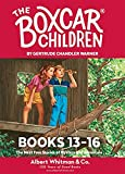 The Boxcar Children Mysteries Boxed Set #13-16