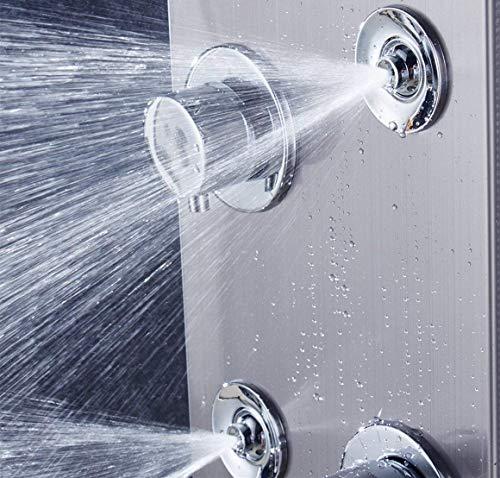 Ello and Allo Shower Panel
