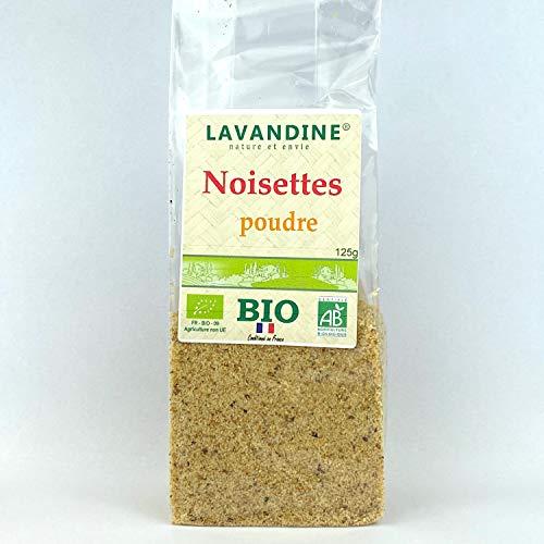 LAVANDINE Noisette Poudre Bio 125 g - Lot de 4