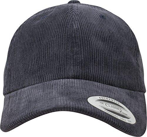 Flexfit Low Profile Corduroy Dad Cap Unisex Kappe für Damen und Herren