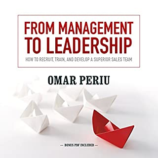From Management to Leadership audiobook cover art