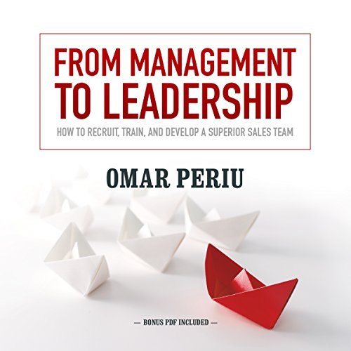 From Management to Leadership cover art
