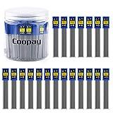 Coopay 600 Pieces Lead Refills 0.7 mm HB Break Resistant Mechanical Pencil Refills, 12 Pack Per Tube, 50...